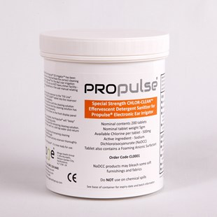 Propulse Cleaning x200 Tablet Tub - HME001