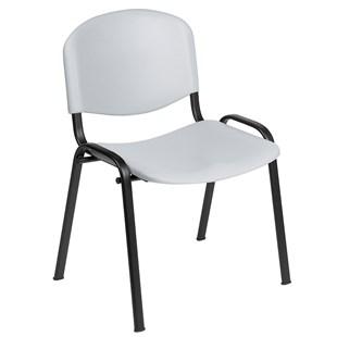 Venus Visitor Chair in Grey - HQS022